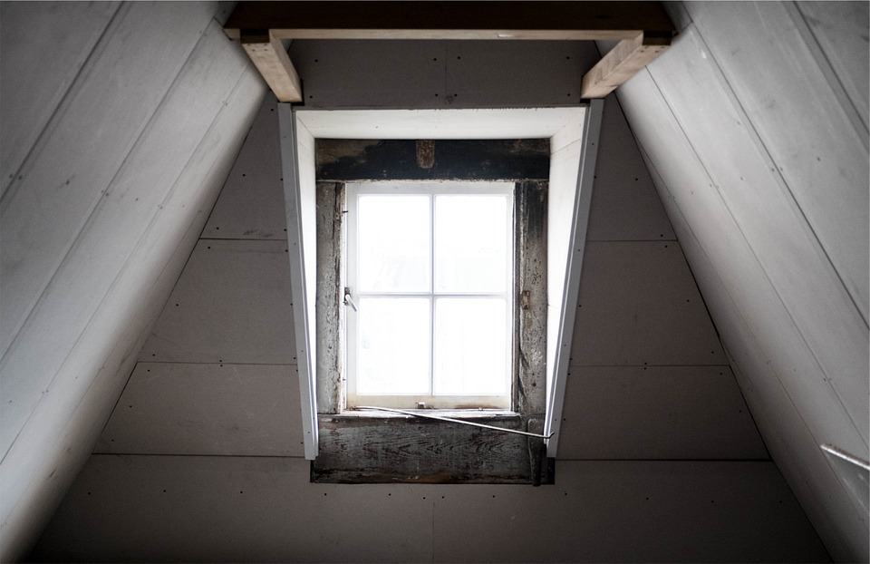 Attic conversion Edinburgh